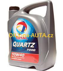 TOTAL QUARTZ 7000 10W40 -  5 litrů